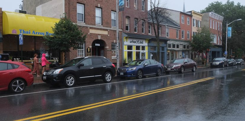 Federal Hill Residents Hired Private Security To Patrol The Neighborhood
